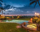 3-hualalai-oasis-estate_pool-and-spa-evening