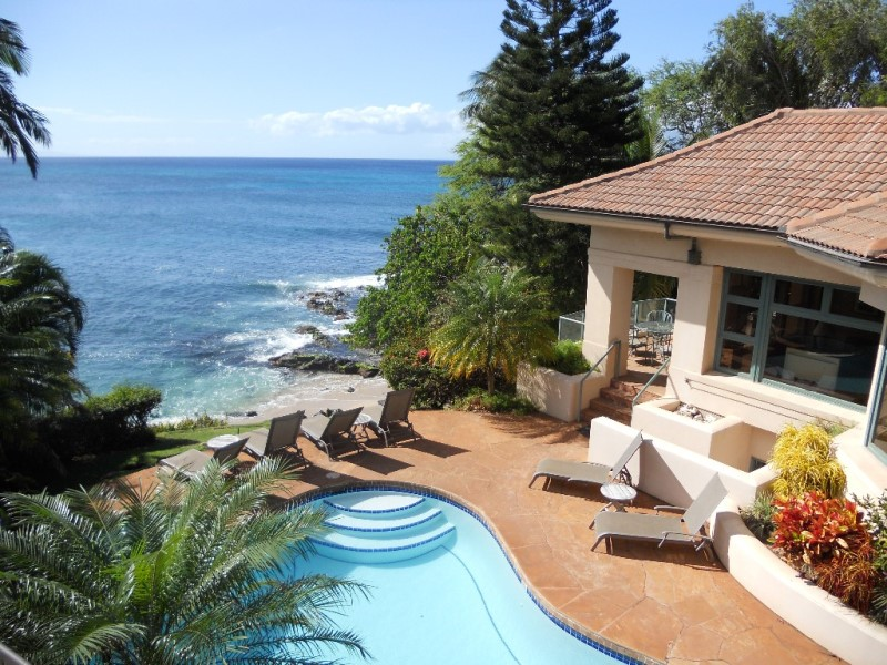 napili-tennis-villa_pool-view